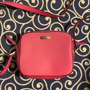 Pink Kate Spade satchel